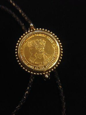 Gold Plated Coin