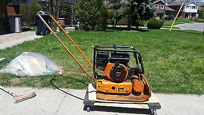 Bomag Plate Compactor Tamper 18 Inch + Warranty + Free Shipping