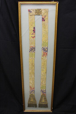Late 18th - Early 19th Century Roman-Style FRENCH Liturgical Stole Vestment