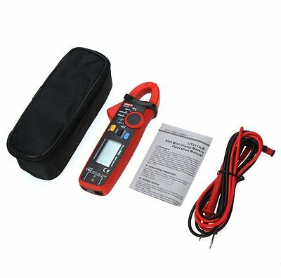 UNI-T UT211B Digital Messzange Digital Clamp Meters AC / DC Strommesszange Teste