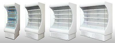 New Multideck Drinks-Sandwich-Dairy-Meat Display Chiller 680mm Wide