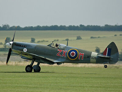 64 inch Scale Spitfire VIII  Giant Scale RC AIrplane Printed Plans & Templates