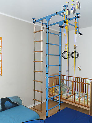Climbing wall Indoor Wall bars Gym wall Children's Gym equipment fit top M1