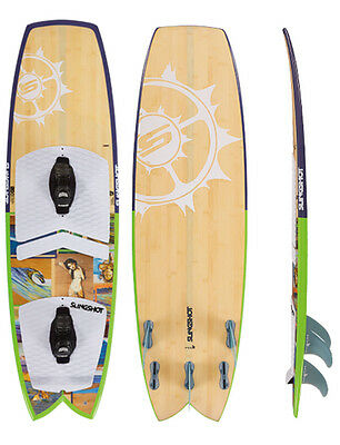 """2015 Slingshot Angry Swallow Kite Surfboard - 5'6"""""""