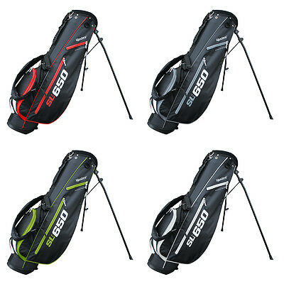 Masters 2016 S650 Dual Strap Golf Carry Stand Bag / All Colours