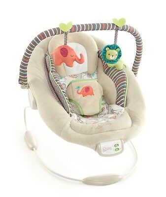 Baby Melody Cradling Bouncer Infant Comfort Musical Seat Newborn Vibration Chair