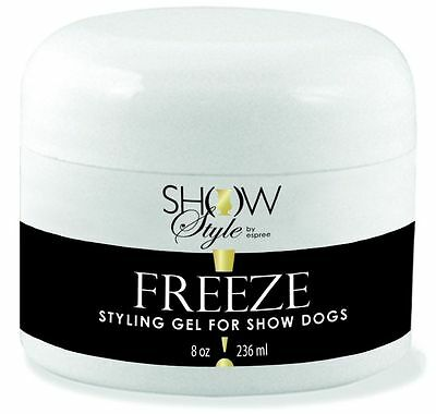Espree SHOW STYLE Freeze! Styling Gel ! Bestes Grooming für Show