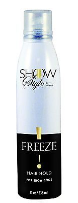 Espree Showstyle Show Style Freeze! Hair Hold! Bestes Grooming für Show,