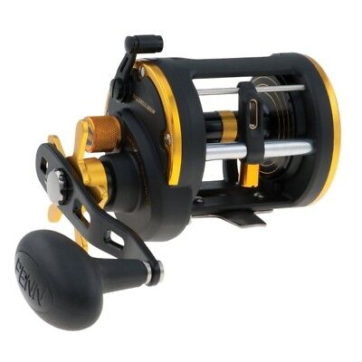 MOULINET PENN REEL SQUALL 20 LEVEL WIND alciumpeche