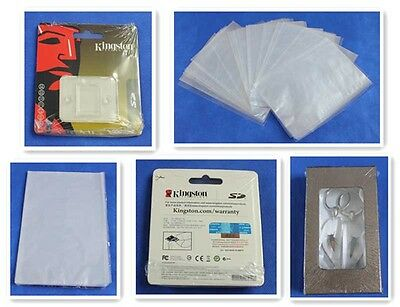 New 8 Size 100PcsPVC Heat Shrinkable Bag ON SALE Package Supply