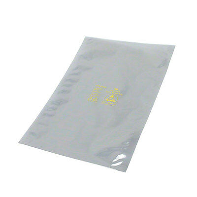 "3M Static Shielding Bags - 6"" x 10"" Anti Static Electronic 100610 - Open end"