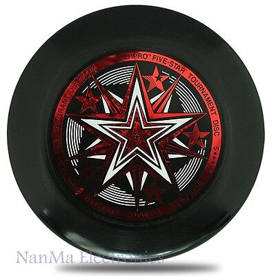WFDF Approved 175g Professional Ultimate Disc UltiPro Ultimate Frisbee Fivestar