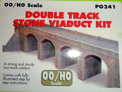 New Metcalfe Stone Viaduct PO241 Suit Hornby