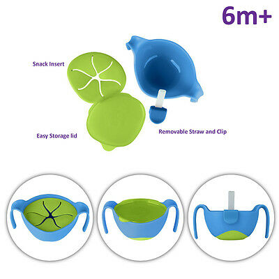 bbox bowl and straw - 4 colours