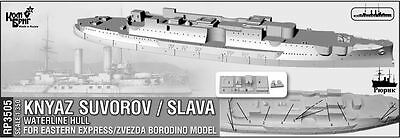 1/350 Combrig Models Knyaz Suvorov / Slava Replacement Hull - Waterline Only