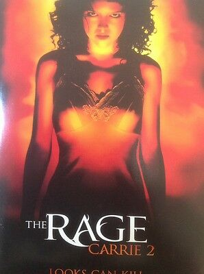 The Rage Carrie 2 Movie Press Kit, Plus Bonus Press Kit For Ravenous