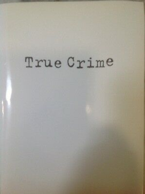 True Crime Movie Press Kit, Plus Bonus Press Kit For Red Corner