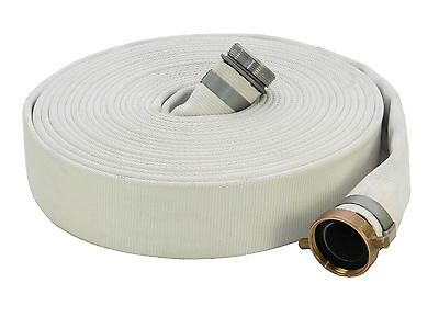 "3"" Id X 50 Ft Mill Water Discharge Hose - Heavy Duty"