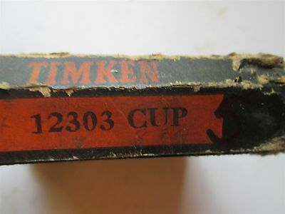 Timken Tapered Roller Bearing Cup 12303