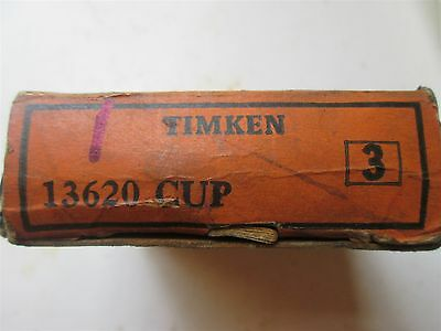 Timken Tapered Roller Bearing Cup 13620 Precision Class 3