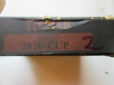 Timken Tapered Roller Bearing Cup 2820