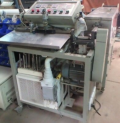 Spiral Coil Forming Machine