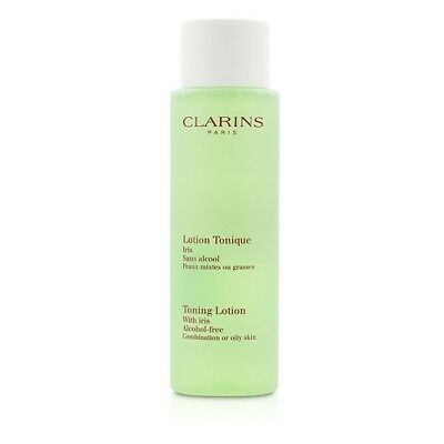 Clarins Toning Lotion - Oily to Combination Skin 200ml Womens Skin Care