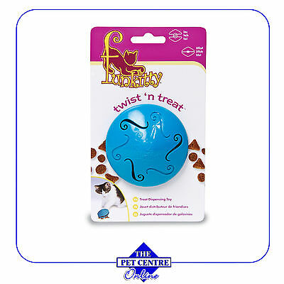 Funkitty Tournantes N Friandise pour chats - Jouet Chat