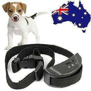 2016 Automatic Anti Bark Collar Stop Barking Dog Training Collar Safe Vibration