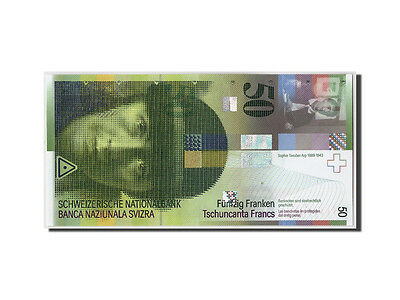 [#310514] Switzerland, 50 Franken, 2006, KM:71c, Undated