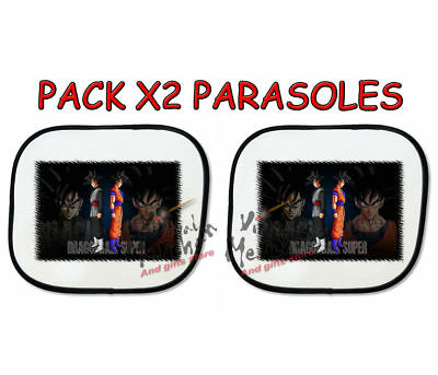 PACK DRAGON BALL SUPER BLACK GOKU PARASOLES O parasol sunshield es