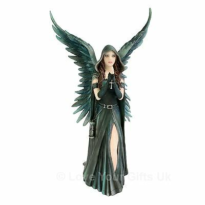 Harbinger 27cm High by Anne Stokes Nemesis Now Fantasy Magical Angel Herald