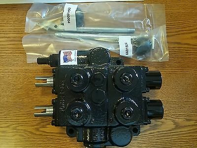 Prince Manufacturing 220-552 RD552CCAA5A4B1 2 Spool Hydraulic Valve