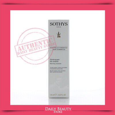 Sothys Morning Cleanser 4.2oz NEW FASTSHIP