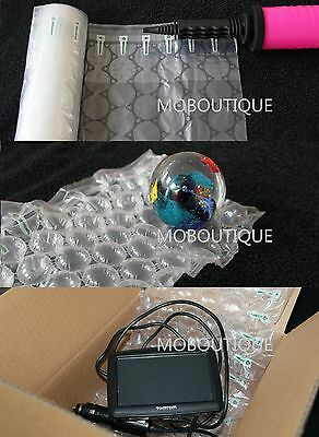 Inflatable Air Bubble Cushion Wrap Premier shockproof Packaging