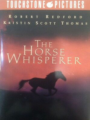 The Horse Whisperer Movie Press Kit, Plus Bonus Press Kit For Analyze This #2