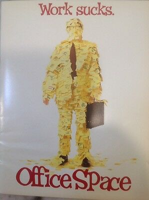 Office Space Movie Press Kit, Plus Bonus Presskit Contact