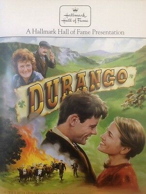 Durango Movie Press Kit, Plus Bonus Presskit The Echo Of Thunder