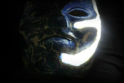 Hollywood Undead mask Johnny 3 Tears Led (Day of the dead)