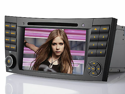 Für Benz E G Klasse W211 W219 Multimedia  Autoradio NAVIGATION GPS DVD Naviceive