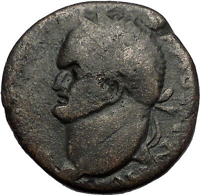 VESPASIAN 72AD Antioch Seleukis and Pieria Authentic Ancient Roman Coin i56365