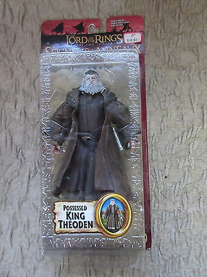 LOTR Lord of the Rings Toybiz Possessed King Theoden Two Towers