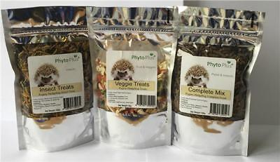 Phyto Plus Pygmy Hedgehog Food 3 types