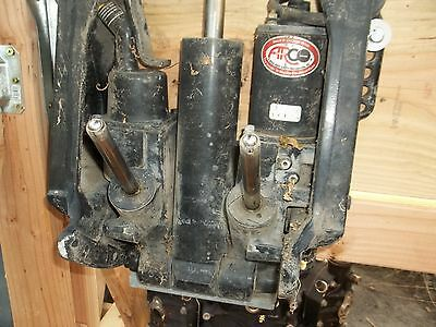 Mercury 35hp trim and tilt unit   41493a7 41493a4