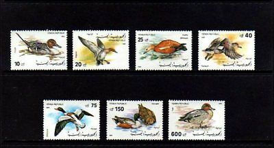 Yemen - 1990 - Ducks - Bird - Teal - Pintail ++  Mint - Mnh - Set!