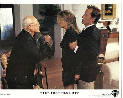The Specialist Sharon Stone James Woods1994 movie photo 11896