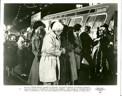 Sylvester Stallone Rutger Hauer Nighthawks 1981 vintage movie photo 15598