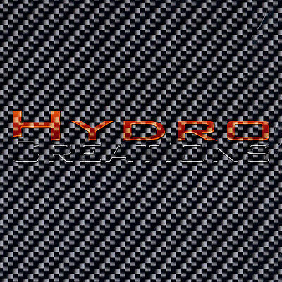 """HYDROGRAPHIC FILM FOR HYDRO DIPPING WATER TRANSFER FILM CARBON FIBER 38.5"""" x 19"""""""