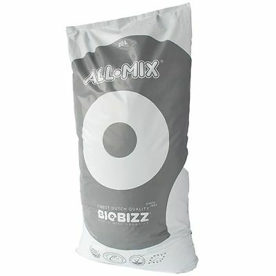 BIOBIZZ ALL MIX 50 L LT SUBSTRATO TERRICCIO MEDIUM BIOLOGICO PERLITE ORGANICO g