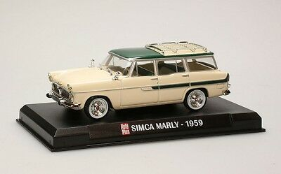 Miniature Simca Marly 1959 - Ixo 1/43 (Neuf)